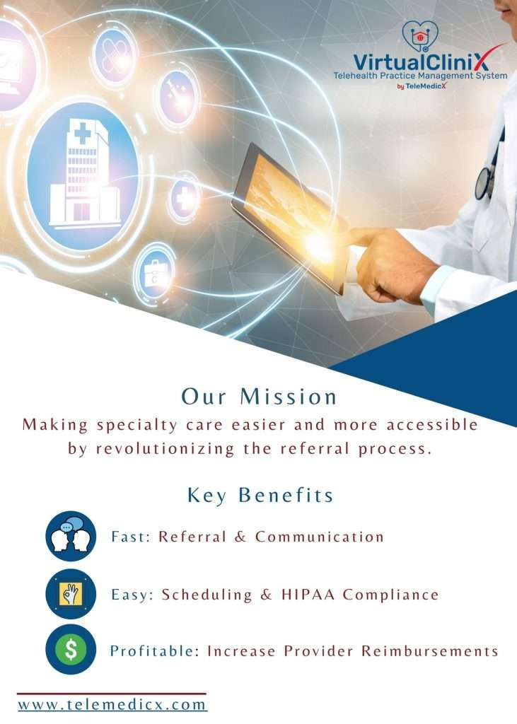 flyer telemedicx